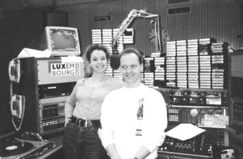 WendyLloyd and JonathanMiles