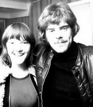 Kate and Chris Carey