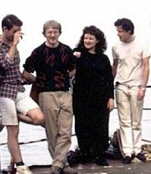 ondeck- Nigel Harris, Chris Kennedy, Judy Murphy, Neil Gates